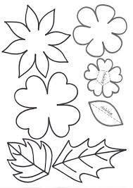 Resultado de imagen para hoja de la flor de pascua
