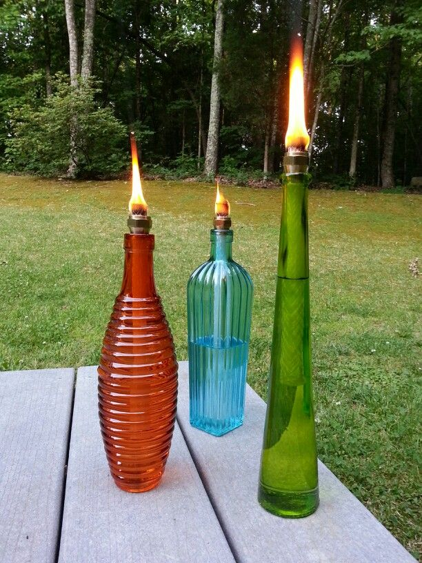 Best 25 tiki torch wicks ideas on pinterest bottle tiki for Diy beer bottle tiki torches