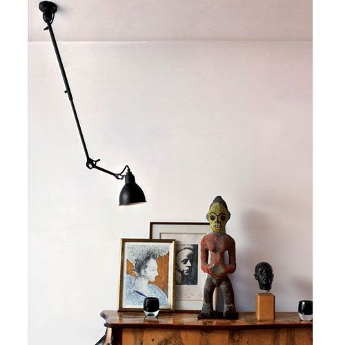 This lamp would be great in our kitchen... 'Lampe Gras 302'