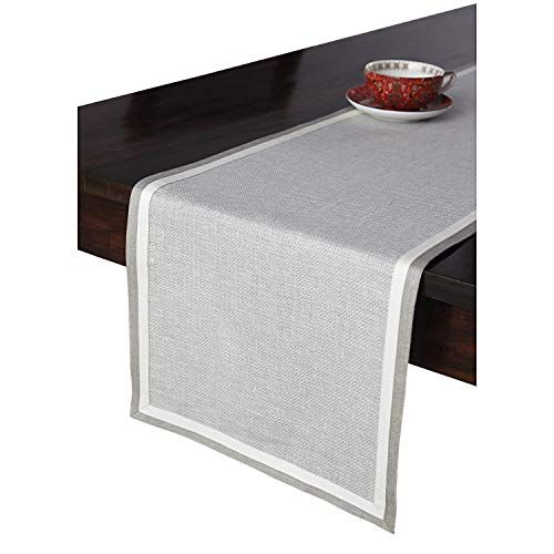 Solino Home Partito Linen Table Runner 100 Pure Natura Https Smile Amazon Com Dp B07f69434g Ref Cm Sw R Pi Dp U X Mmo5bbr With Images Linen Table Runner Table Home