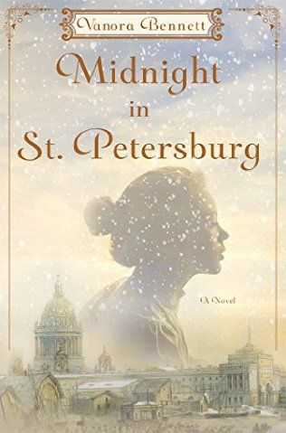 book cover of   Midnight in St Petersburg