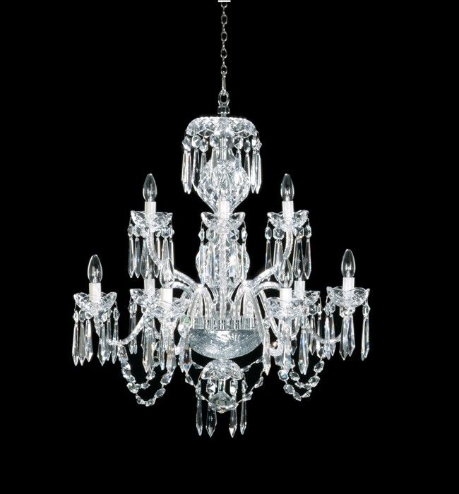 Waterford Crystal Cranmore Nine Arm Chandelier 240v