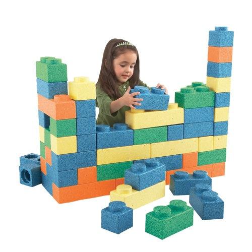 17 Best Images About Foam Blocks For Kids On Pinterest