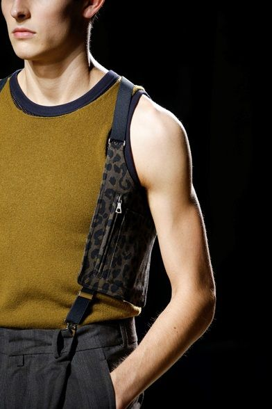 Dries Van Noten - Men Fashion Spring Summer 2016 - Shows - Vogue.it