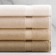 802-Gram Turkish Towel Ivory Collection