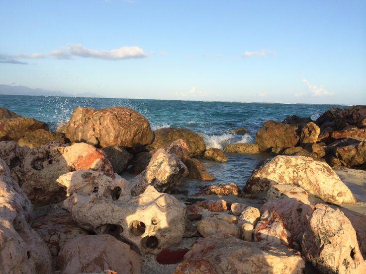 Beach day, Portmore, Jamaica