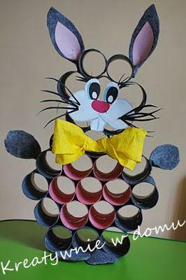 Wielkanocne zabawy z jajem | Kreatywnie w domu