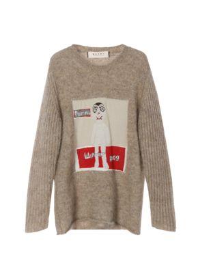 Marni Long Sleeve Sweater