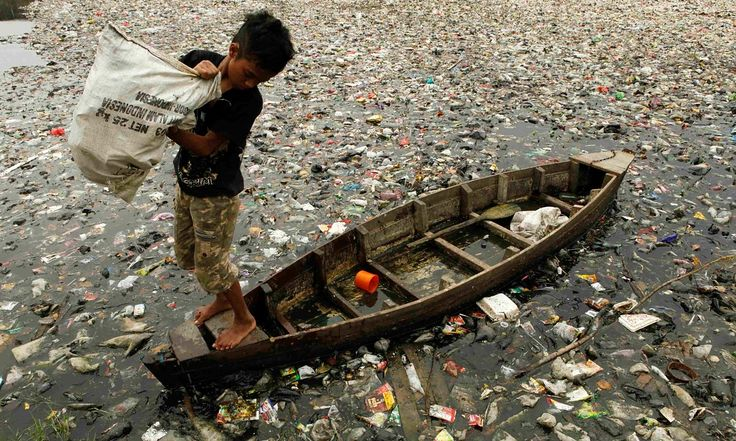 From oil use to ocean pollution: five facts about the plastics industry