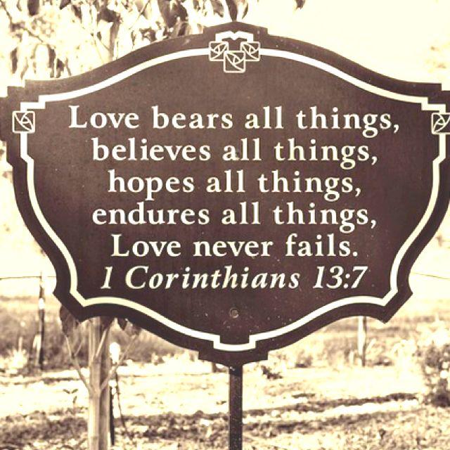 1 Corinthians (Southern Charm)