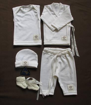 Gift Pack 1 - Perfect for Baby Showers and Newborn gifts! 100% premium New Zealand merino wool