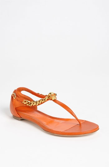 Alexander McQueen Flat Sandal available at #Nordstrom