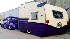 Awesome combo for the car shows! Use the trailer just to chill or do some business.