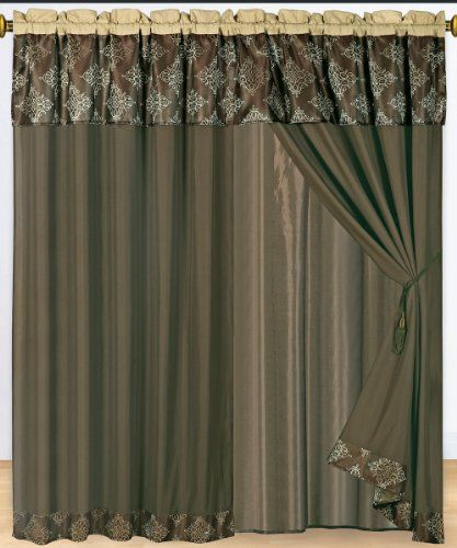 Coffee Kitchen Curtains Amazon Com: Kitchen Window Coverings, Kitchen Window Treatments And