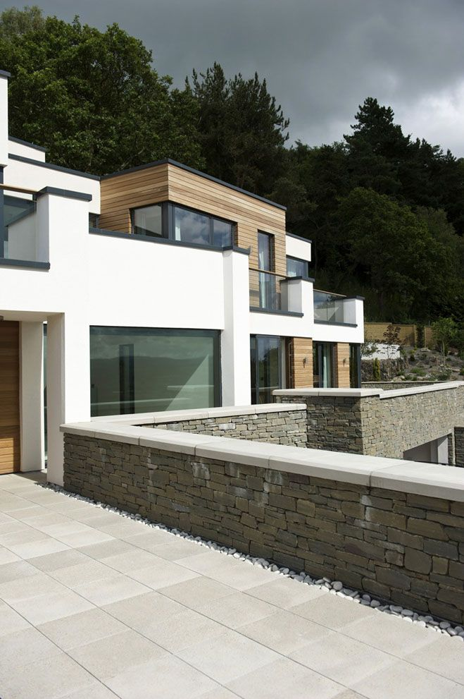 51 best self build homes images on pinterest self build for Contemporary self build homes