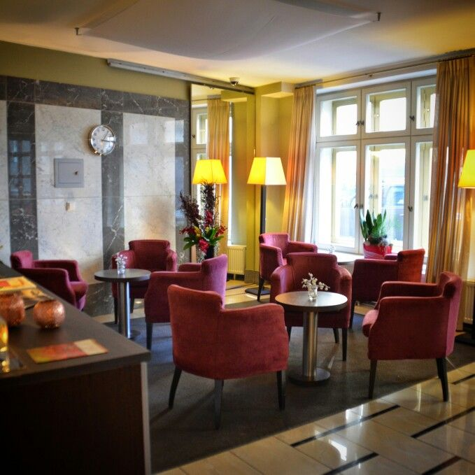 Today we had a moving day. We have moved some stuff there and forth and created nice little corner for our guests to enjoy their #coffee in the #lobby of #hotelClement in #Prague #travel