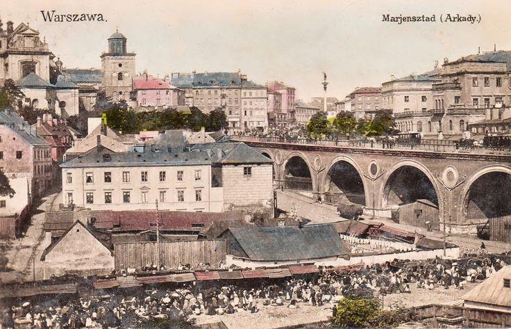 Warszawy historia ukryta: Wiadukt Pancera - Stary Nowy Zjazd