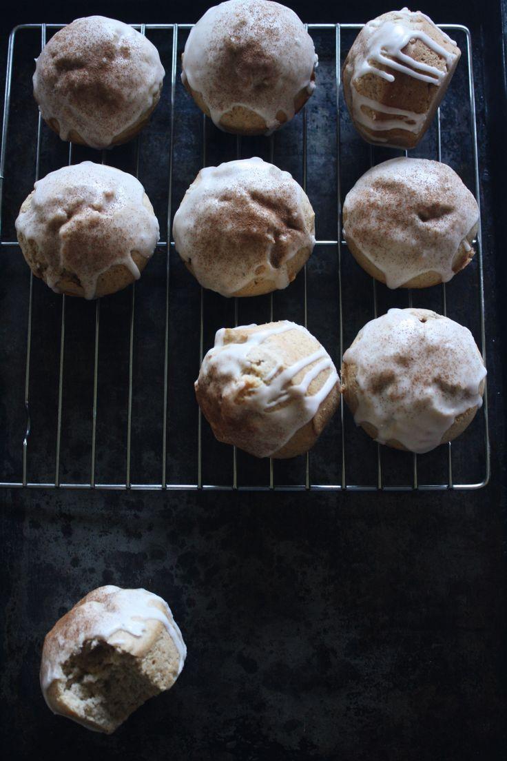 classic chai muffins | anjleeparmar.com