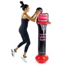 Inflatable Basketball Set
