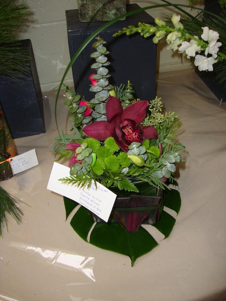 centre de table fleurs et plantes pinterest. Black Bedroom Furniture Sets. Home Design Ideas