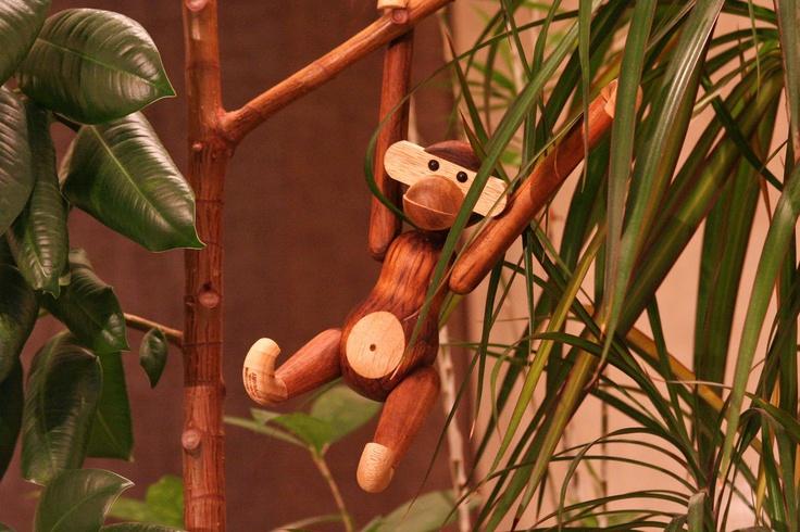 pientä mutta suurta: Kaj Bojesen Abe - Monkey