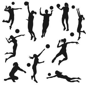 rules in playing volleyball pdf