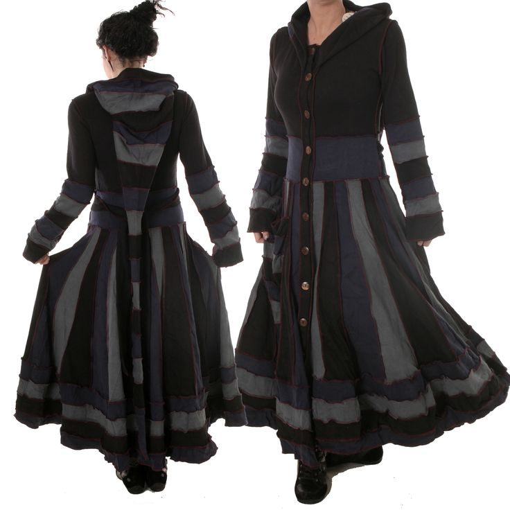ladies gothic frock coat - Google Search