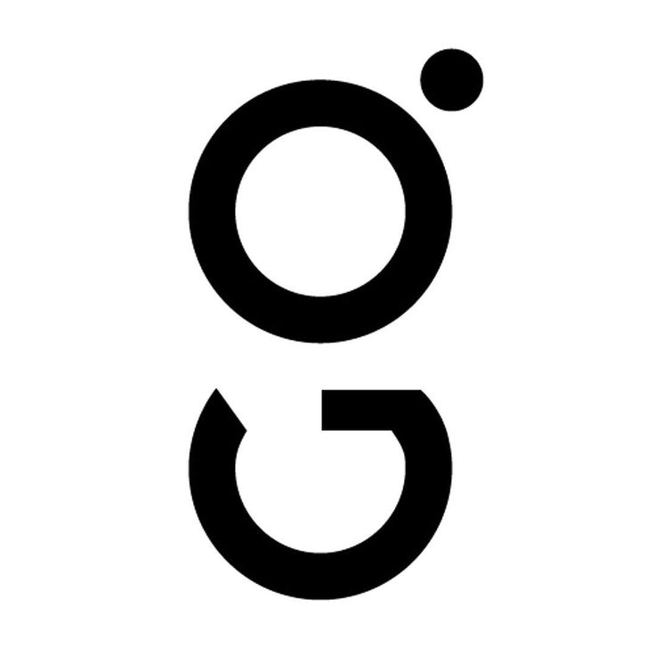 "@gocomunicazione writes: This is the redesign of our logo. The ""g"" of the original logo, clearly letterpress, is transformed into a combination of basic shapes, creating two ways of reading it: the letter ""g"" in lowercase for the horizontal direction, and the name ""GO"" in uppercase for the vertical.⠀ ⠀ my review: Pretty much flawless. Elegant. Go. ⠀ ⠀ If you want your project reviewed within this space, email me a square jpeg or mov file on white or black background, do include your IG…"