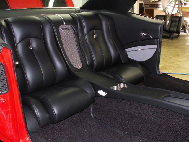 custom rear seats interiors vehicle modz pinterest rear seat cars and car interiors. Black Bedroom Furniture Sets. Home Design Ideas