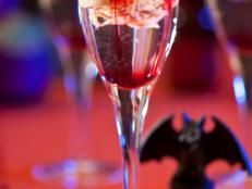 Vampire Cocktail Recipe   Entertaining Ideas & Party Themes for Every Occasion   HGTV