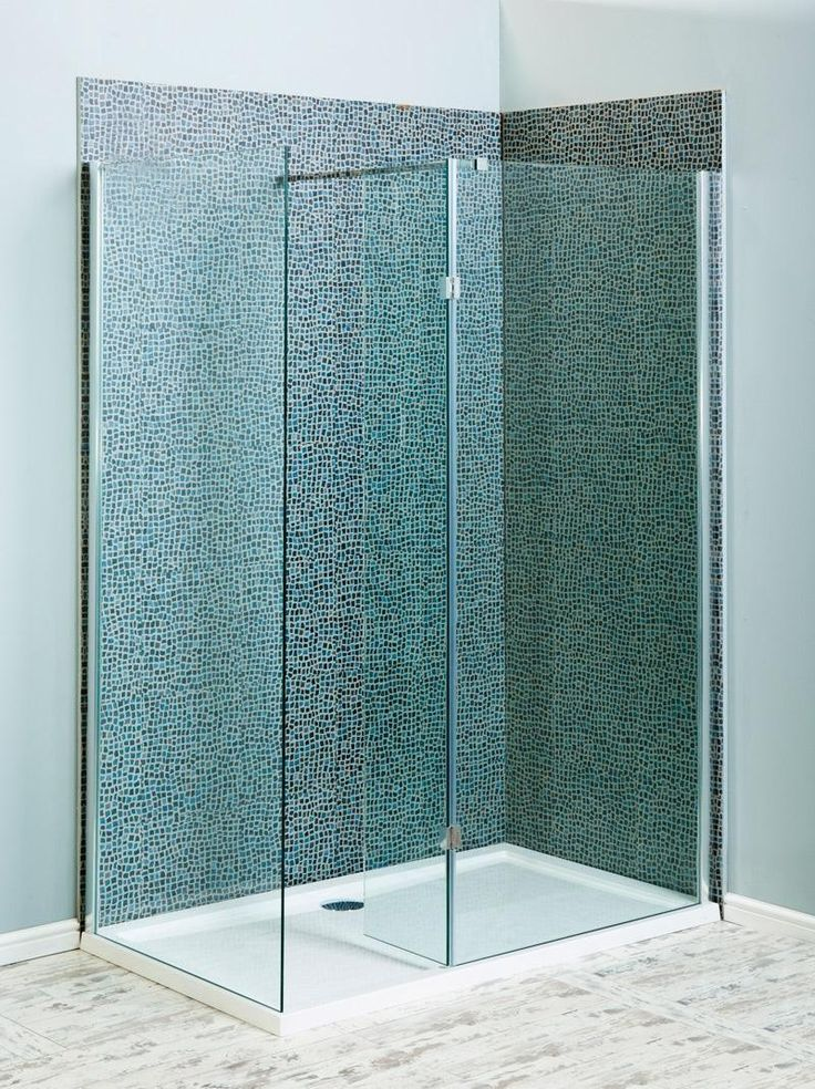 Milano Beka Recess Walk In 8mm Shower Enclosure 1200x700 - 1200x700 - Walk In Showers - Shower Enclosures - Showers