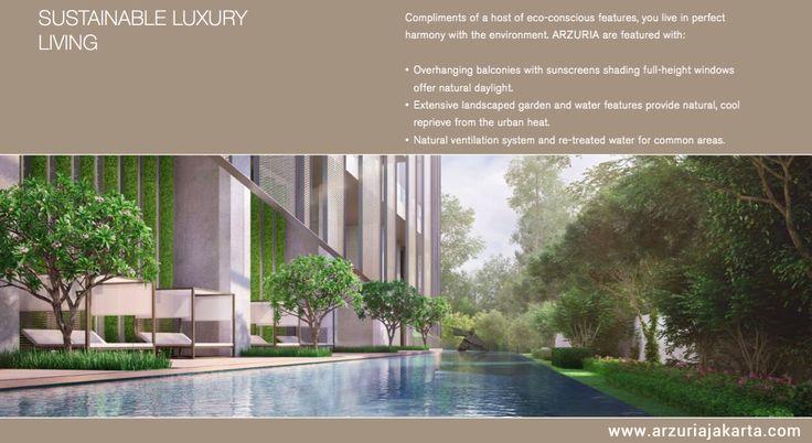 Apartemen Arzuria Jakarta @ Tendean