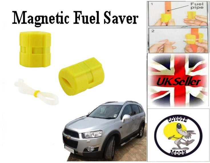 POWER MAGNETIC FUEL SAVER - SAVE 15-25% - PETROL,DIESEL,LPG