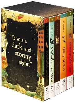 Many people have read A Wrinkle In Time... but it only sets the stage for the other 4 books which are AMAZING!