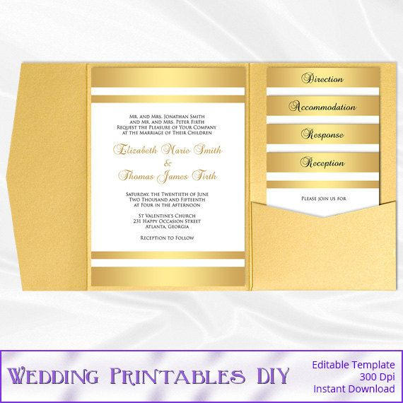 790 best Wedding Templates images on Pinterest Wedding templates - invitation templates word