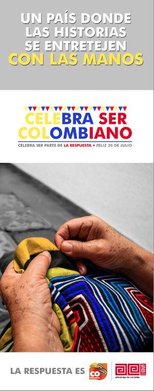 Artesanías de Colombia #CelebraSerCOlombiano