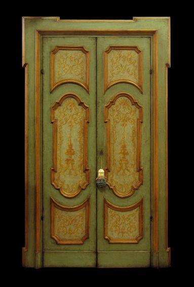 Oltre 25 fantastiche idee su porte antiche su pinterest - Porte decorate antiche ...