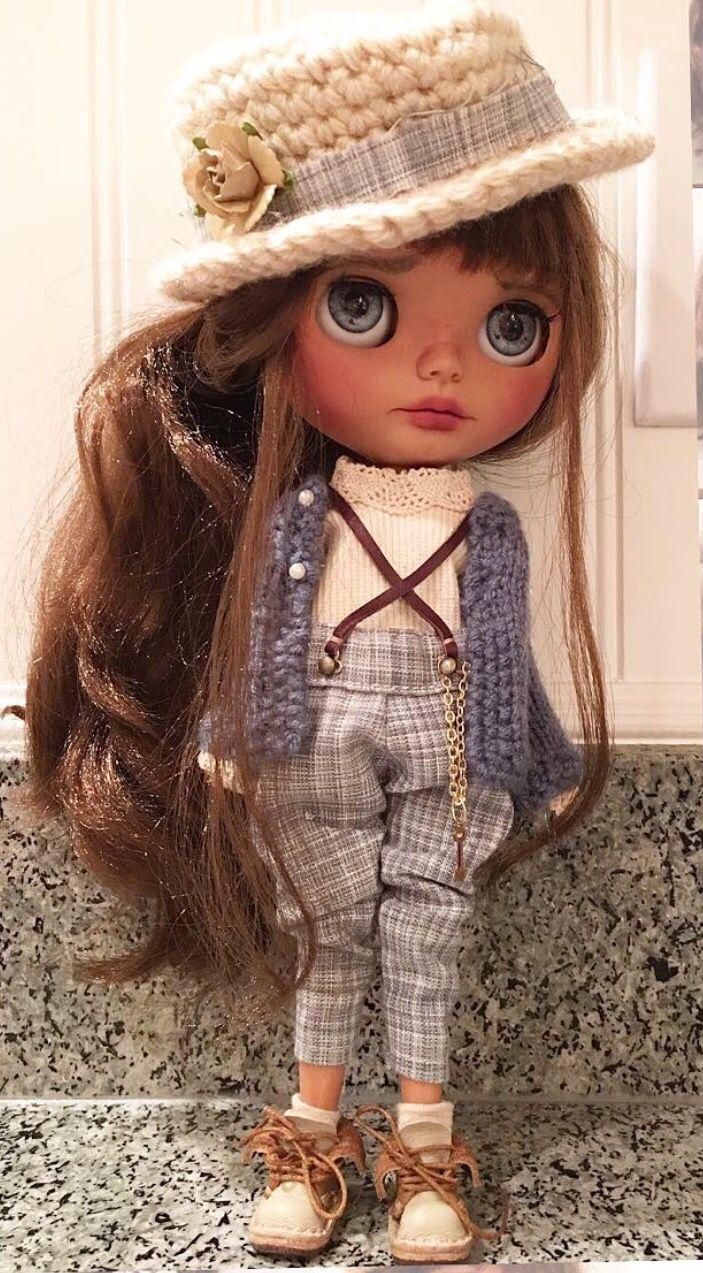 Juniper❤️ Custom Blythe Doll by LoveLaurie