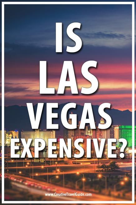 Is Las Vegas expensive? How much do I need to save to be able to book a trip to Las Vegas? These are the two big questions I asked myself when we decided to add the Sin City to our USA itinerary.
