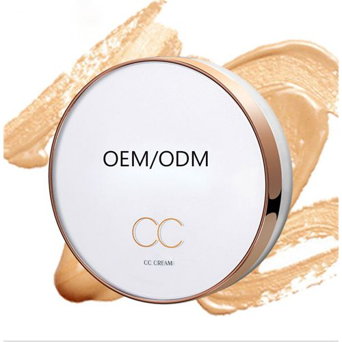 OEM/ODM Makeup Base CC Air Cushion Cream For Oily Skin CC Cream from SourceOfBeauty123 on YYUber.com