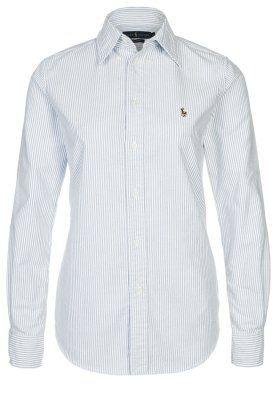 Bestill Polo Ralph Lauren HARPER - Skjorte - blå for kr 899,00 (08.11.14) med gratis frakt på Zalando.no