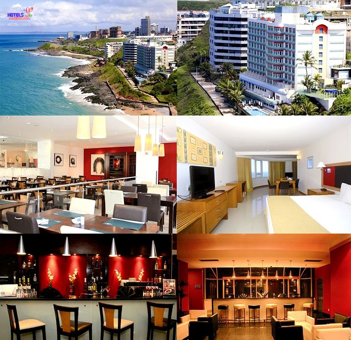 Going to Salvador, Brazil? Save 34% when you stay at Vila Gale! Book a room now via http://smarturl.it/VilaGale.