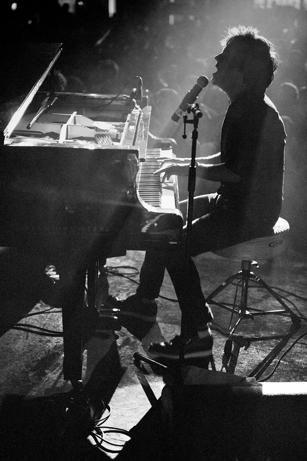 Jamie Cullum is my musical inspiration, I love playing all of his songs on the piano.