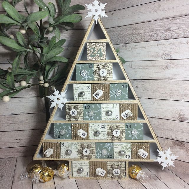 PaperArtsy: 2017 #14 Glitter: Christmas expects glitter!! {by Jo Firth-Young}