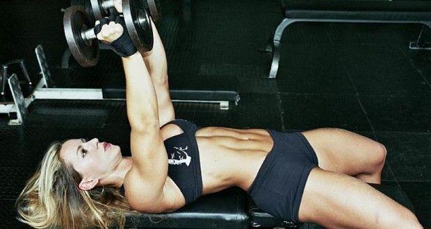 Programme de musculation pectoraux pour femme. Restez motivé ! Rejoignez la communauté moncoach.com