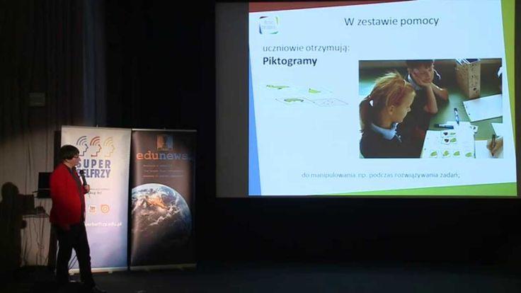 Wykorzystanie piktogramów w nauczaniu matematyki w klasach I-III – INSPIRACJE WCZESNOSZKOLNE 2015 Małgorzata Żytko, Beata Skrzypiec, Mirosław Dąbrowski