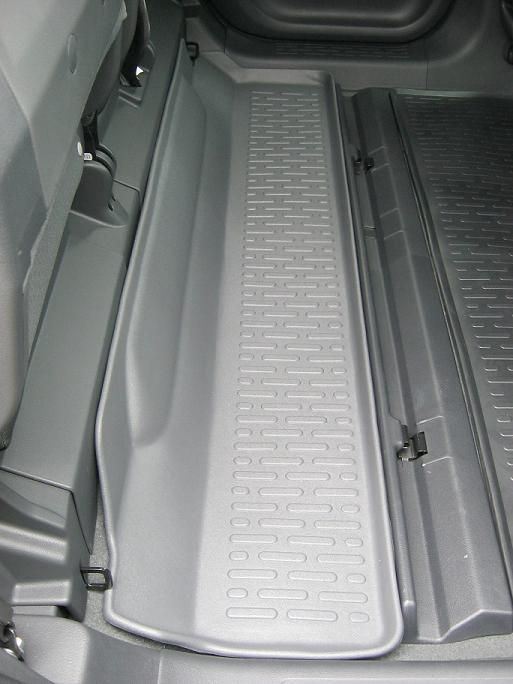 Honda Ridgeline Under-Seat Cargo Tray (Gray)