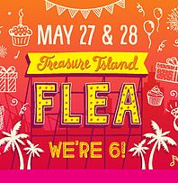 Treasure Island Flea is a San Francisco shopping market offering Antiques, Collectibles,Indie Designs, Makers, Art, DIY workshops, Vintage, Gourmet Food & Wine.