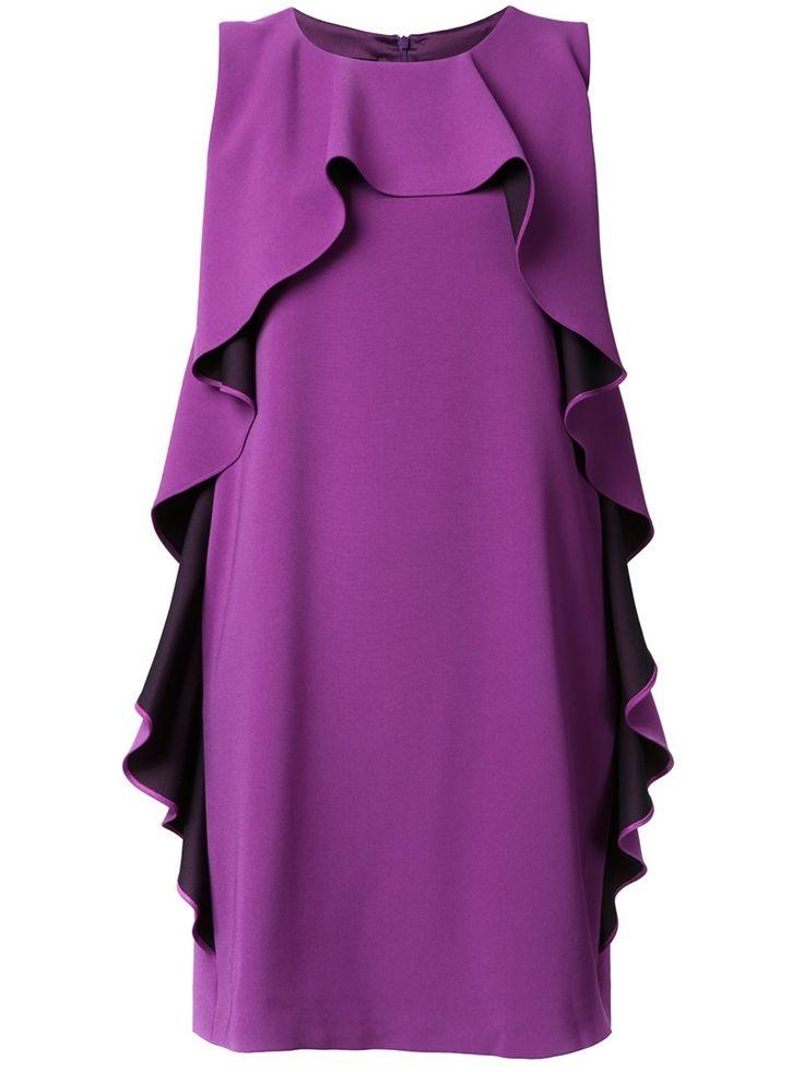Boutique Moschino ruffled dress