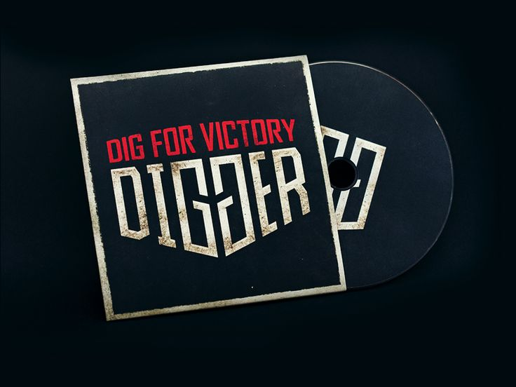 Digger: Dig for Victory by Iva Pelc